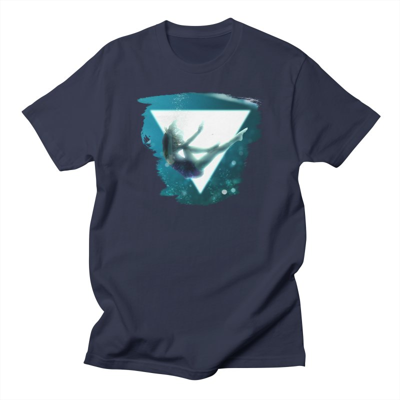 Falling Under Men's Regular T-Shirt by Lumi