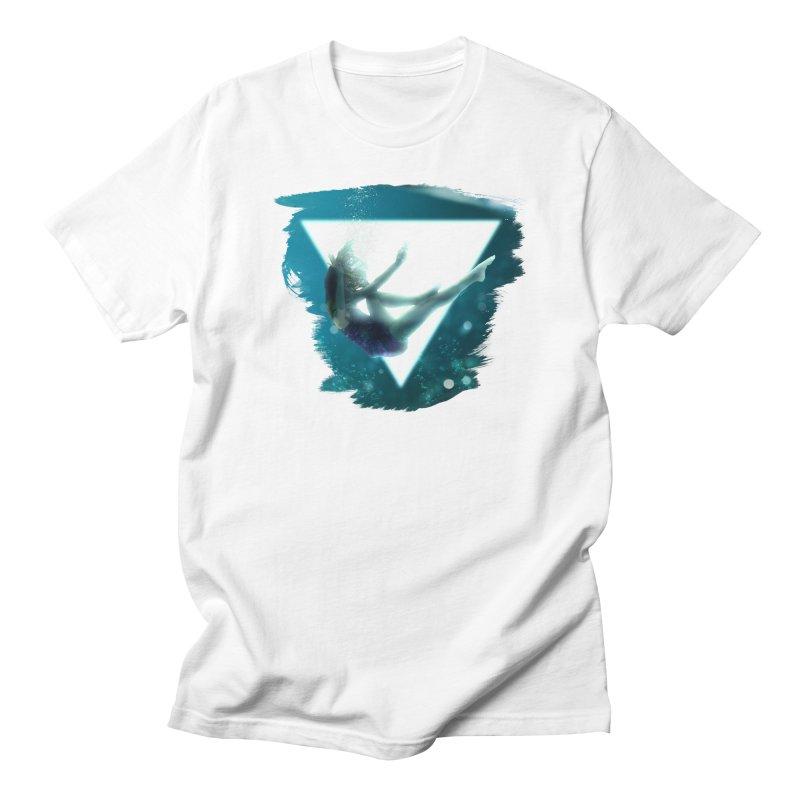 Falling Under Women's Regular Unisex T-Shirt by Lumi