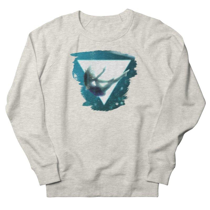 Falling Under Women's French Terry Sweatshirt by Lumi