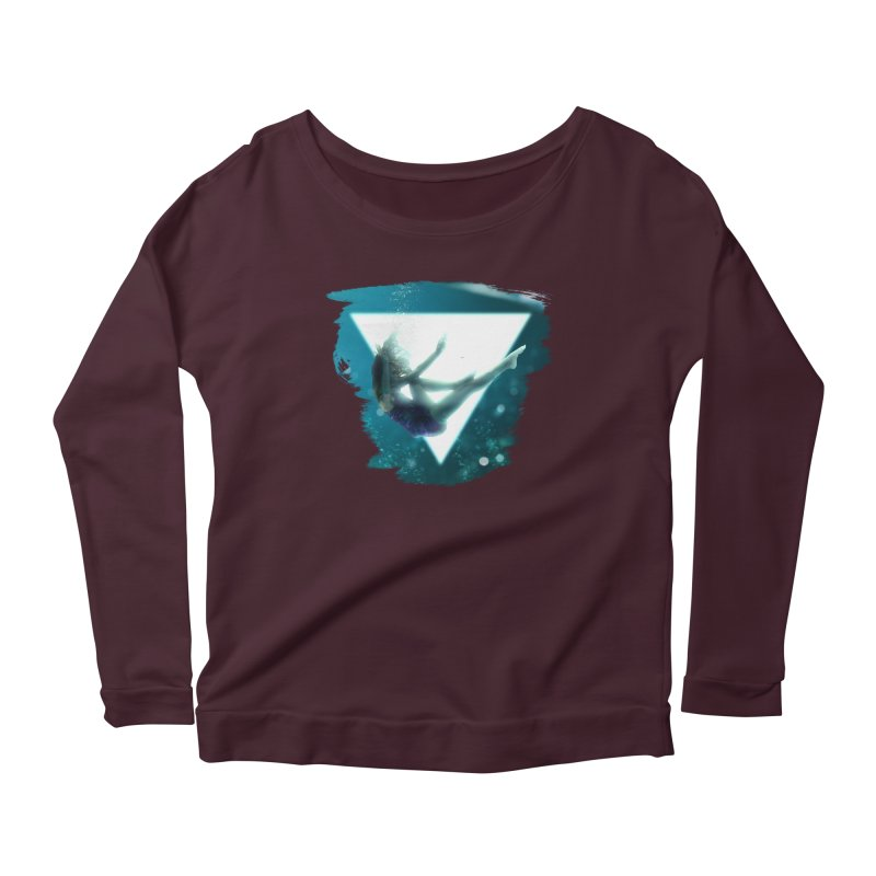 Falling Under Women's Longsleeve T-Shirt by Lumi