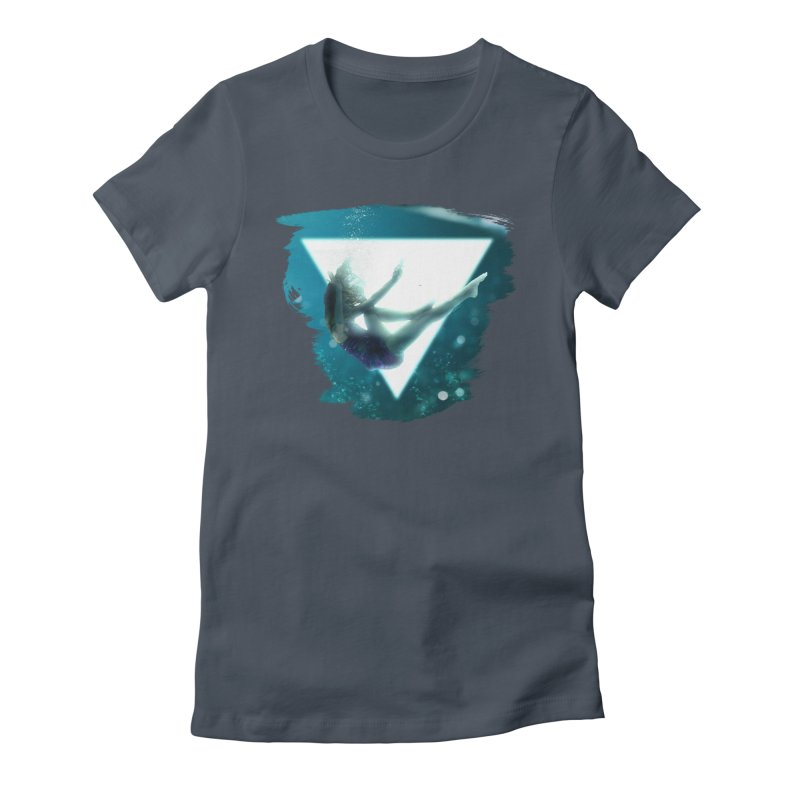Falling Under Women's T-Shirt by Lumi