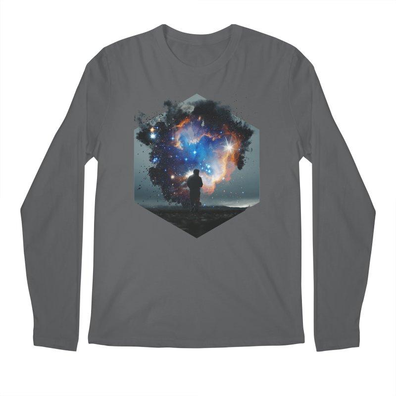 Cosmia Men's Longsleeve T-Shirt by Lumi