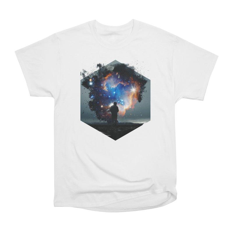 Cosmia Men's Heavyweight T-Shirt by Lumi