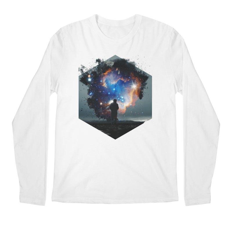Cosmia Men's Regular Longsleeve T-Shirt by Lumi