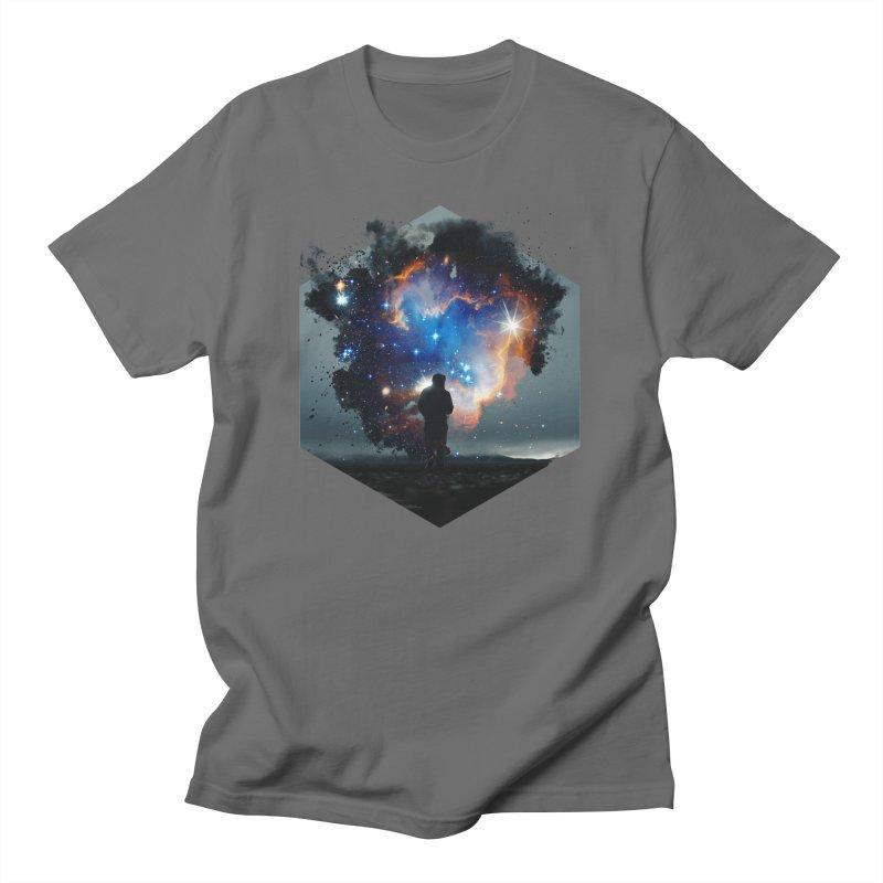 Cosmia Women's Regular Unisex T-Shirt by Lumi