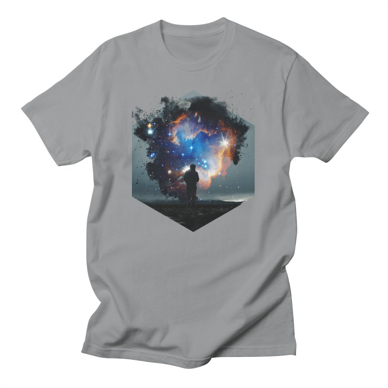 Cosmia Men's Regular T-Shirt by Lumi