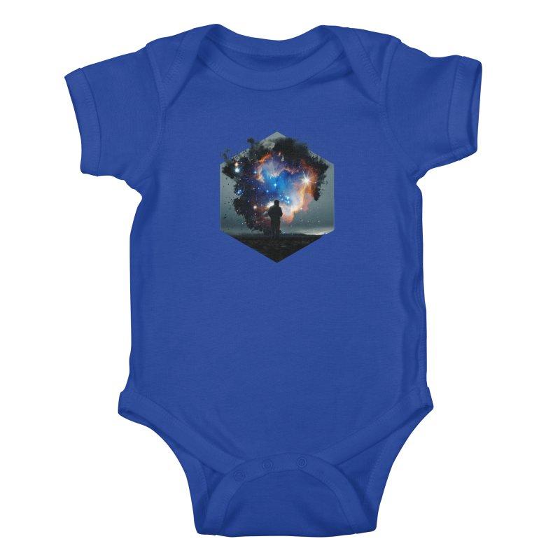 Cosmia Kids Baby Bodysuit by Lumi
