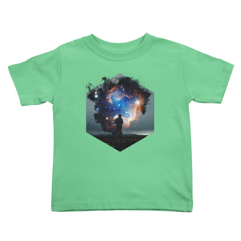 Cosmia Kids Toddler T-Shirt by Lumi