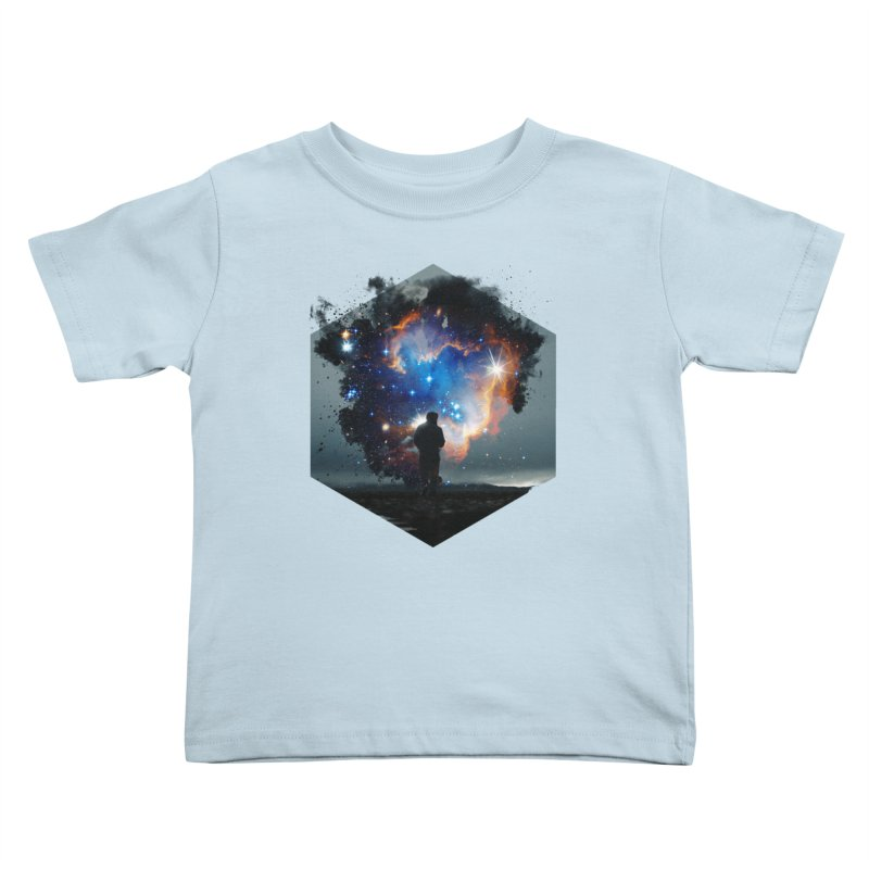 Cosmia Kids Toddler T-Shirt by Lumi