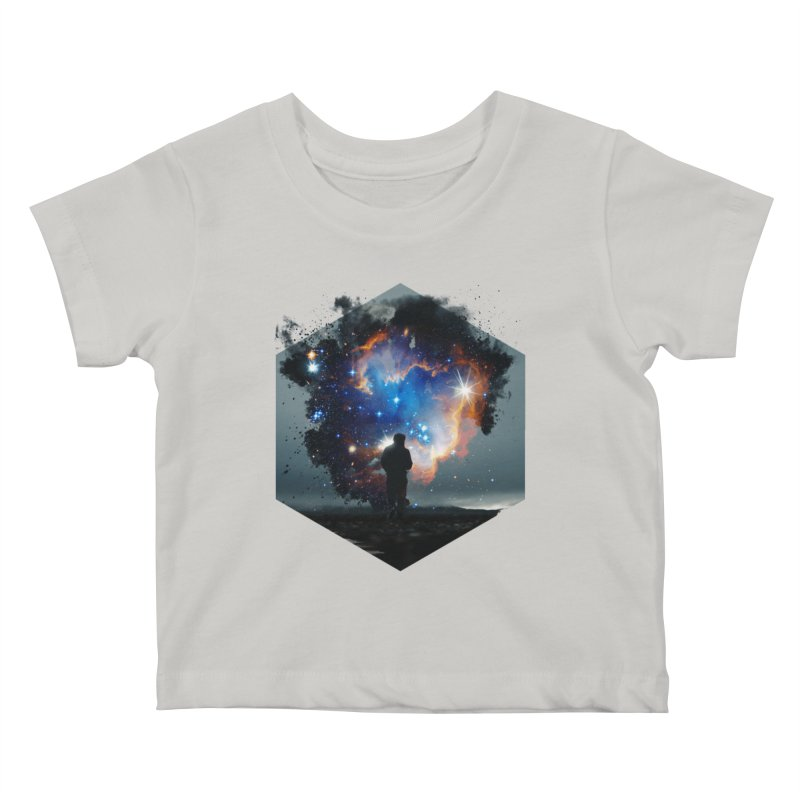 Cosmia Kids Baby T-Shirt by Lumi