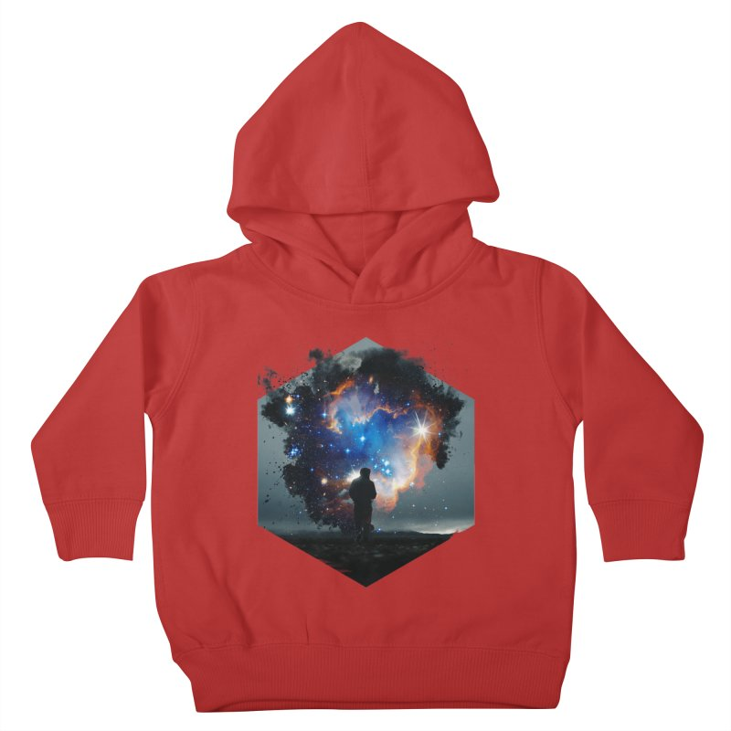 Cosmia Kids Toddler Pullover Hoody by Lumi