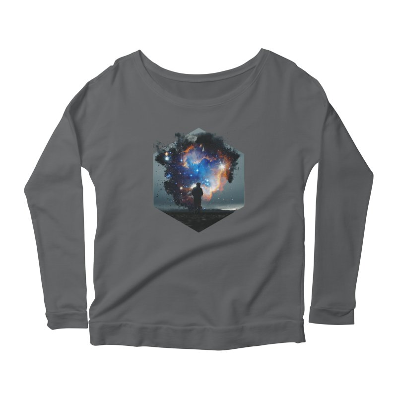 Cosmia Women's Longsleeve T-Shirt by Lumi