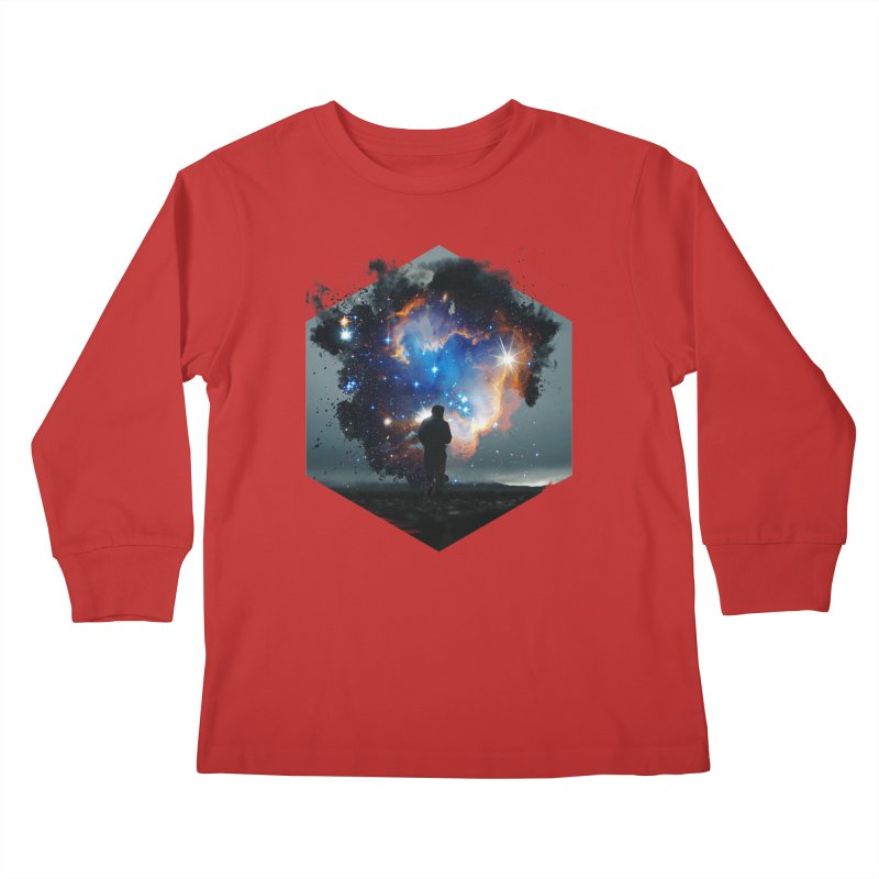 Cosmia Kids Longsleeve T-Shirt by Lumi