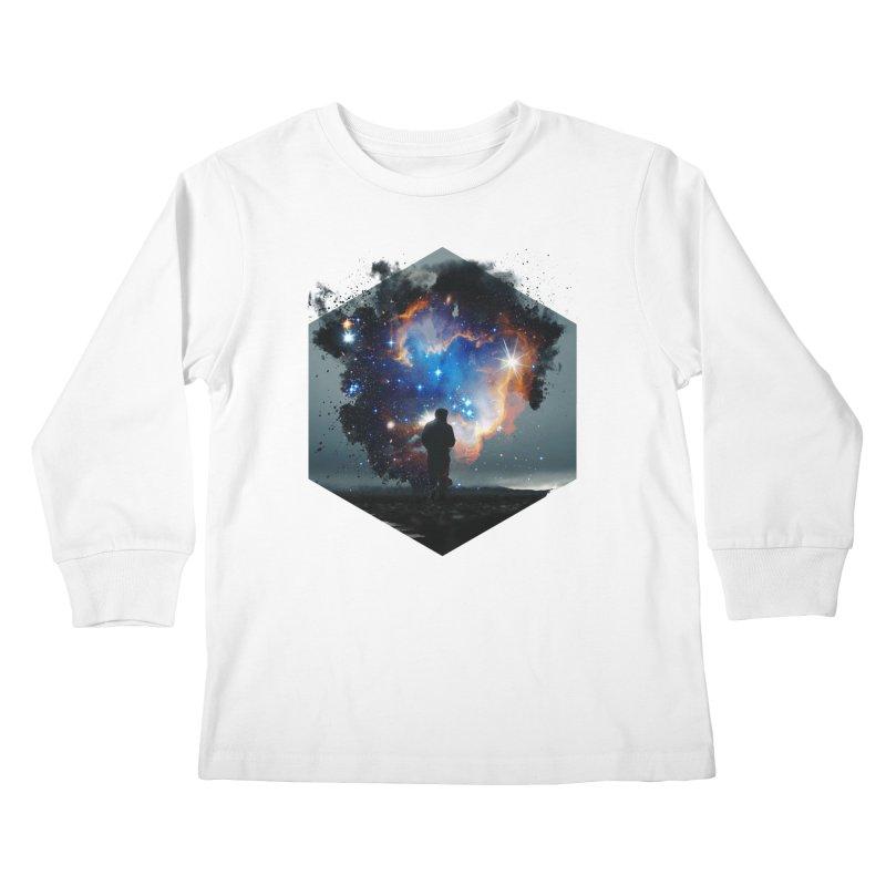 Cosmia Kids Longsleeve T-Shirt by Lumi