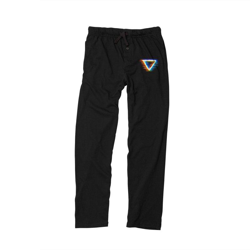 Tri (Digital Distortion) Women's Lounge Pants by Lumi