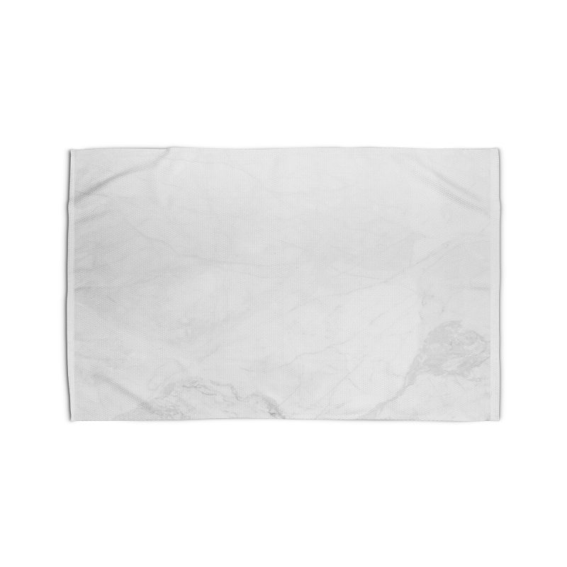 White Marble Home Rug by Lumi