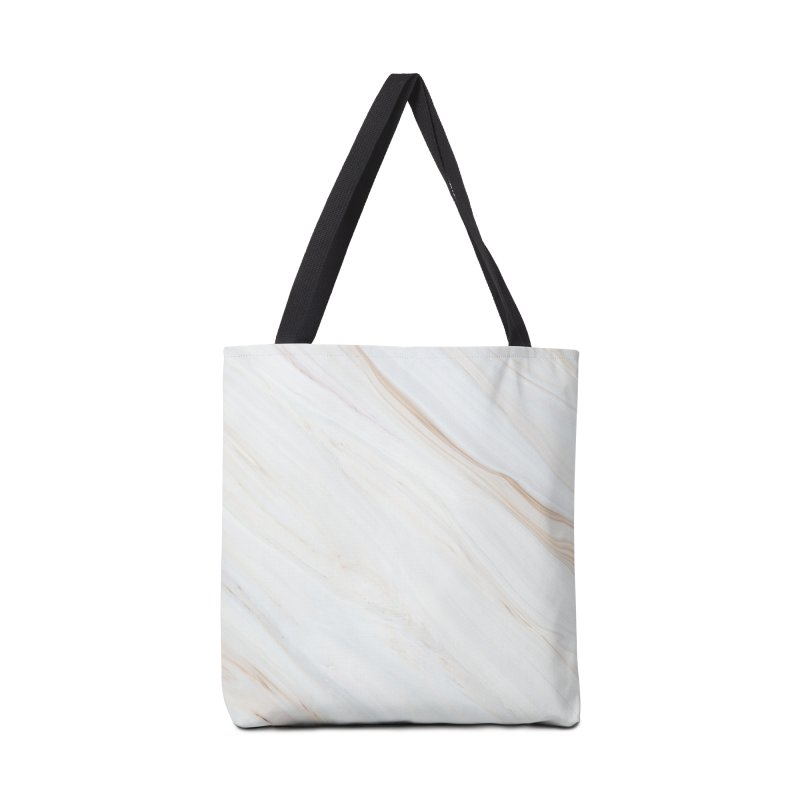 Saturn's Rings Marble Accessories Bag by Lumi
