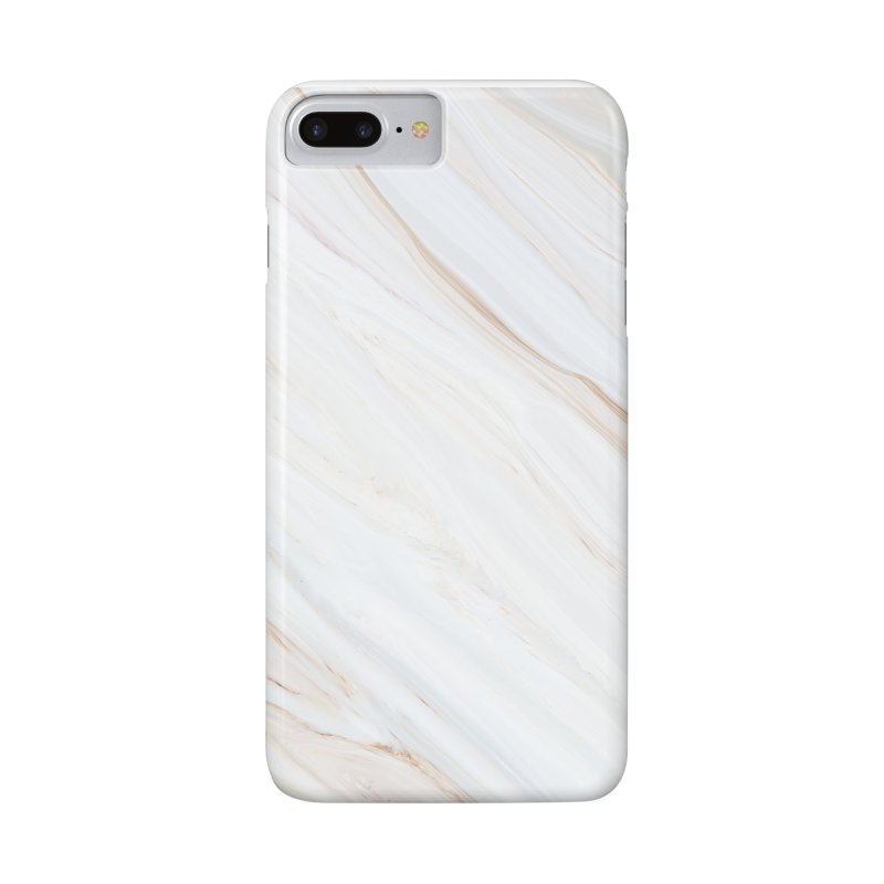 Saturn's Rings Marble in iPhone 7 Plus Phone Case Slim by Lumi