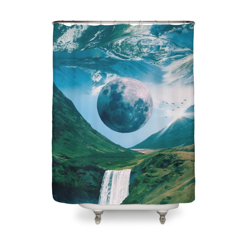 Lunarity Home Shower Curtain by Lumi