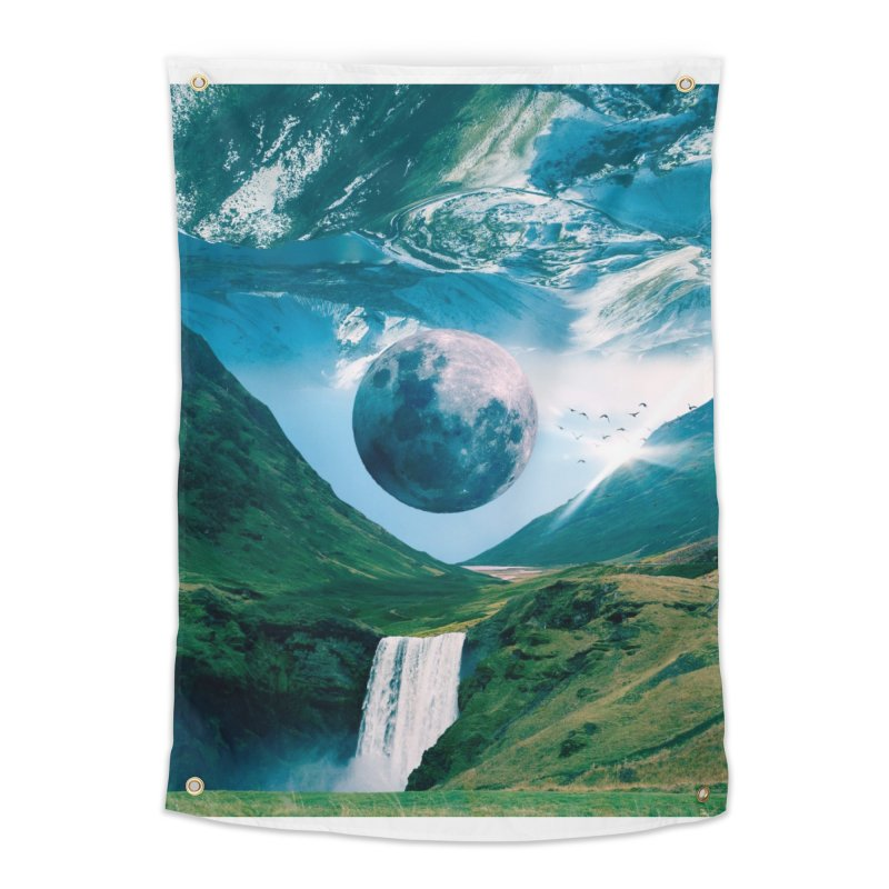Lunarity Home Tapestry by Lumi