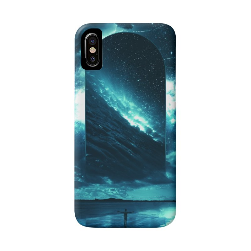 Cosmic Storm Accessories Phone Case by Lumi
