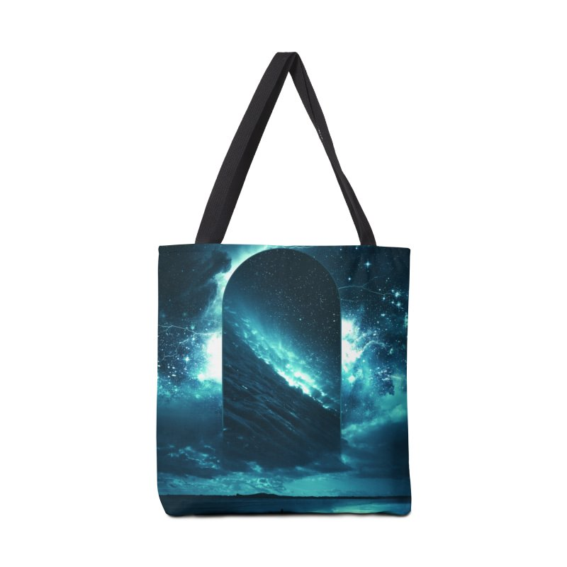 Cosmic Storm Accessories Bag by Lumi