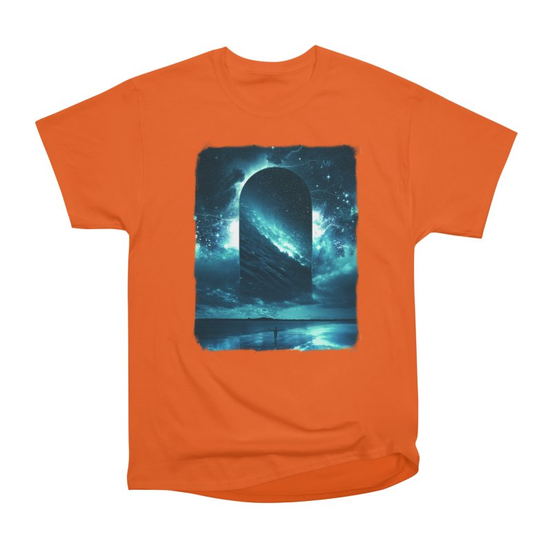 Cosmic Storm Women's T-Shirt by Lumi