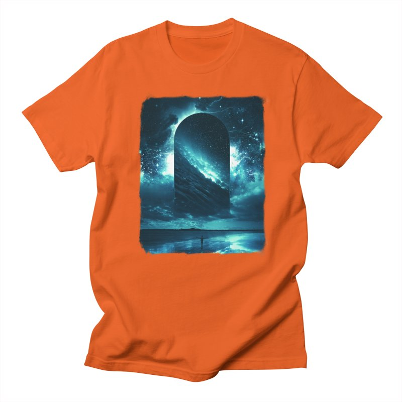 Cosmic Storm Men's T-Shirt by Lumi