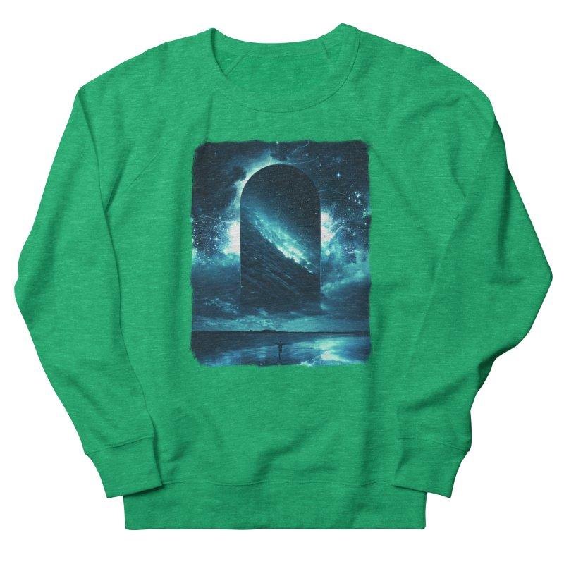 Cosmic Storm Women's Sweatshirt by Lumi