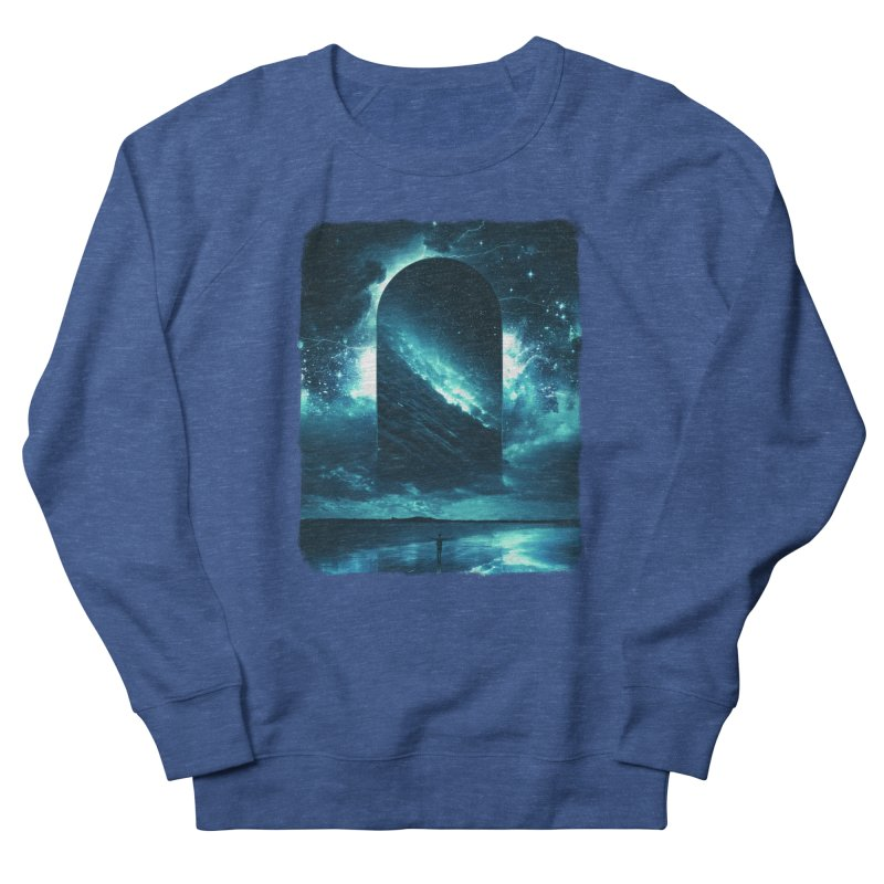 Cosmic Storm Men's Sweatshirt by Lumi