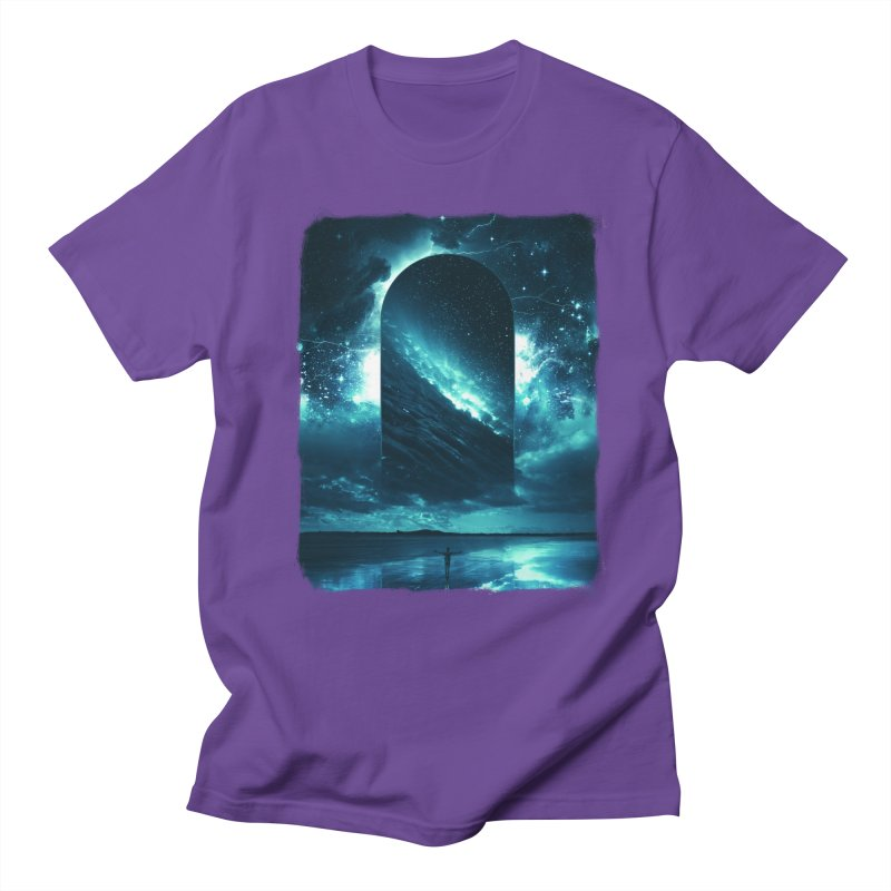Cosmic Storm Women's Unisex T-Shirt by Lumi