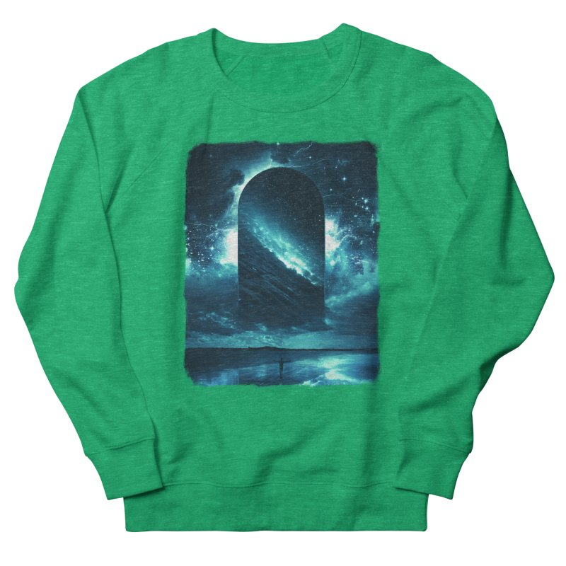 Cosmic Storm Men's Sweatshirt by Lumi