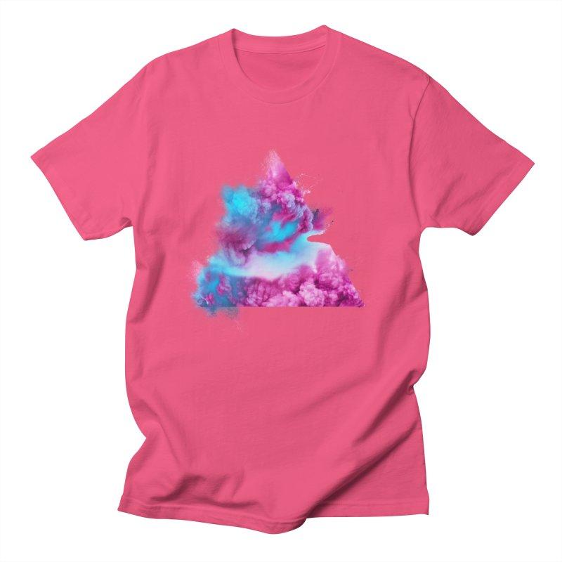 Geometric Men's T-Shirt by Lumi