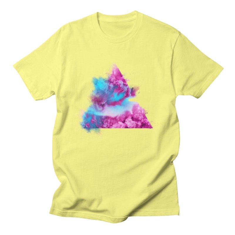 Geometric Women's T-Shirt by Lumi