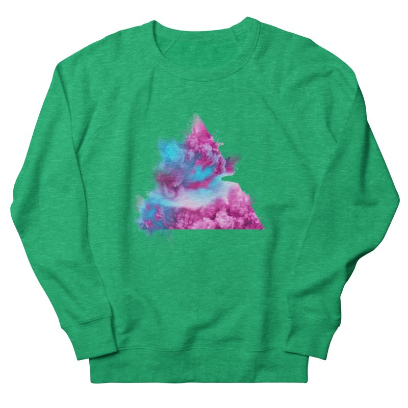 Geometric Women's Sweatshirt by Lumi