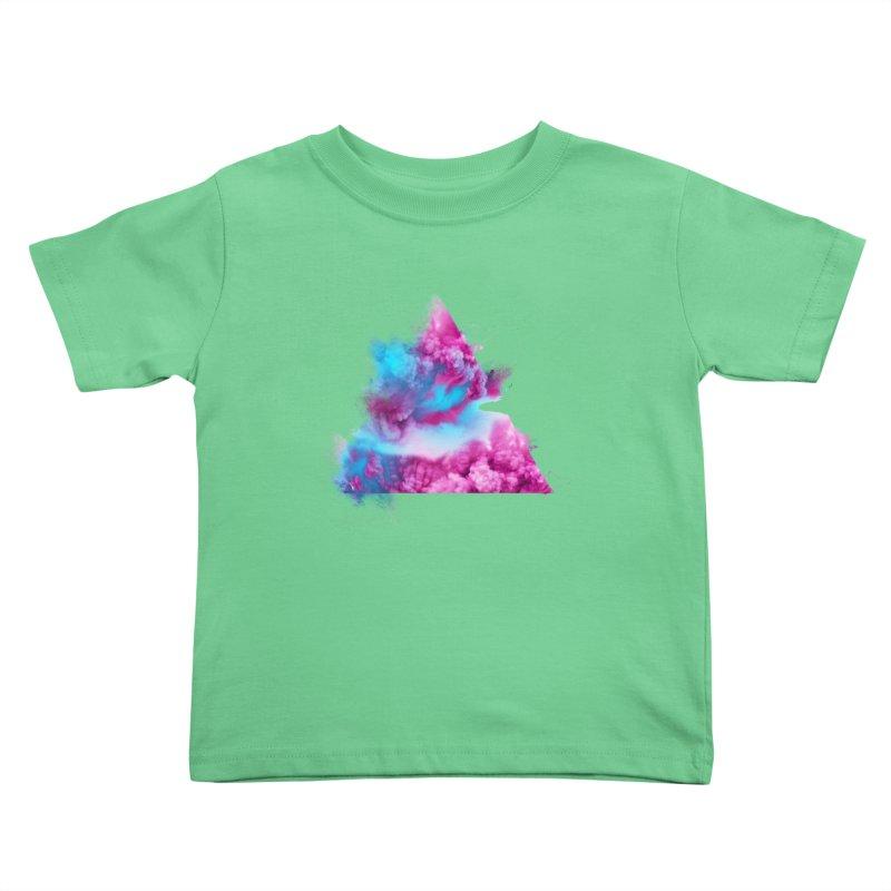 Geometric Kids Toddler T-Shirt by Lumi