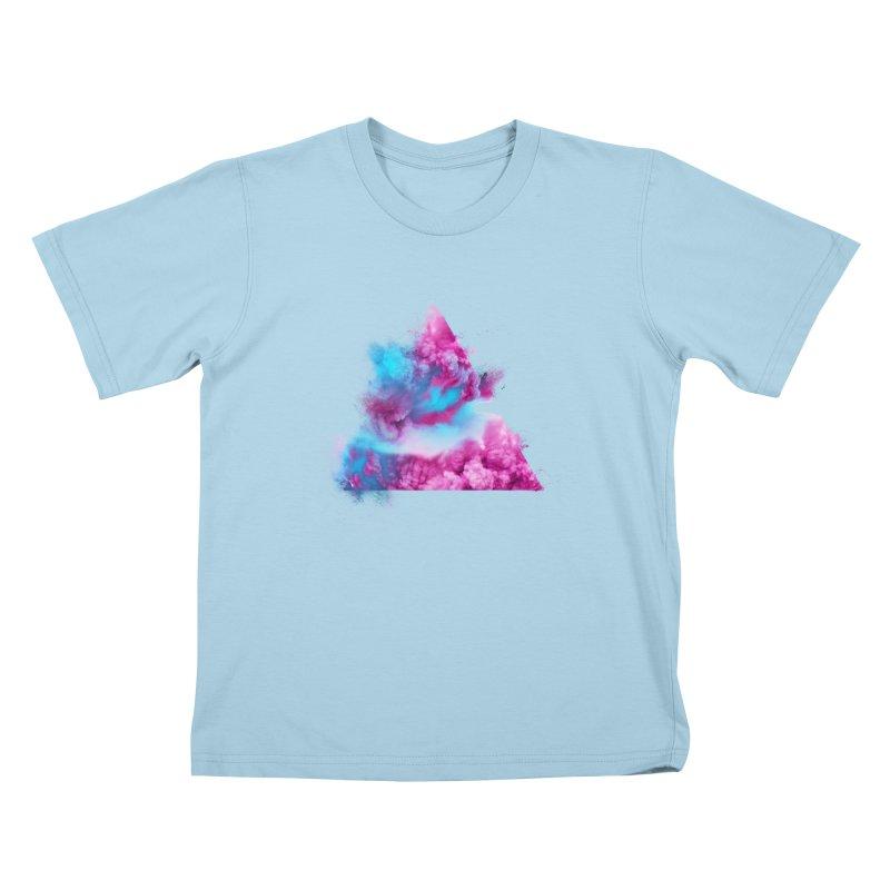 Geometric Kids T-Shirt by Lumi