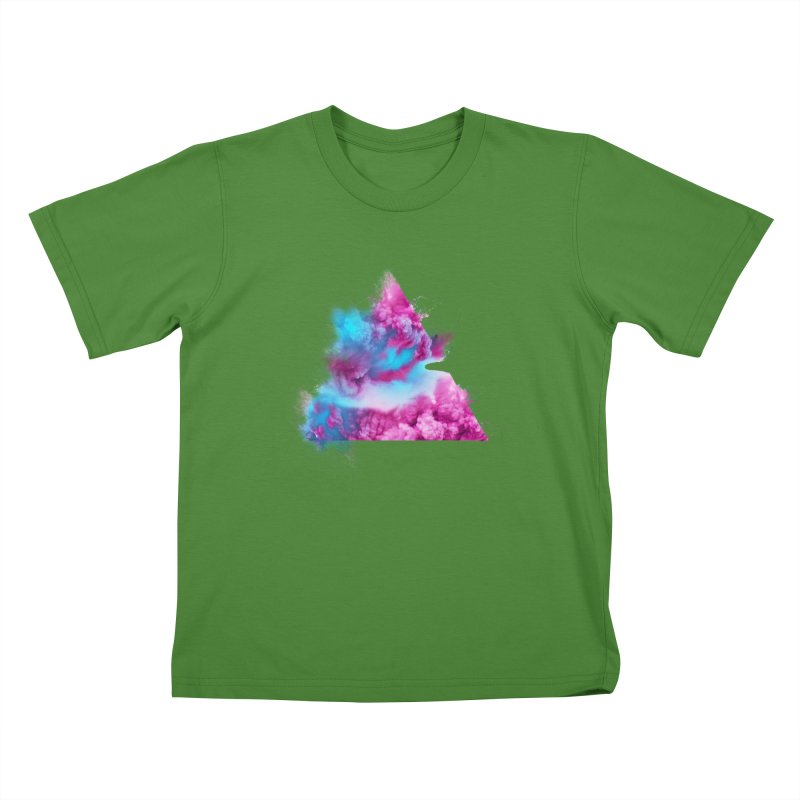 Geometric Kids T-shirt by Lumi
