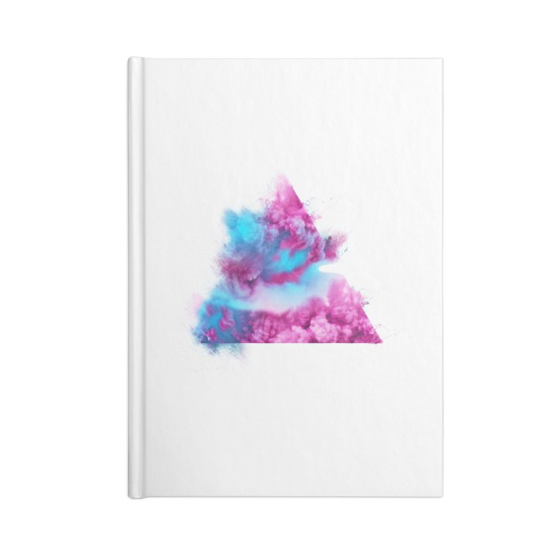 Geometric Accessories Blank Journal Notebook by Lumi