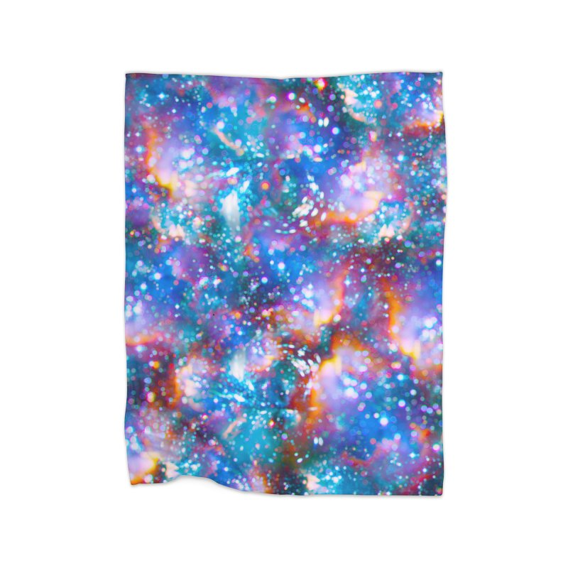 Bokeh Vision Home Blanket by Lumi