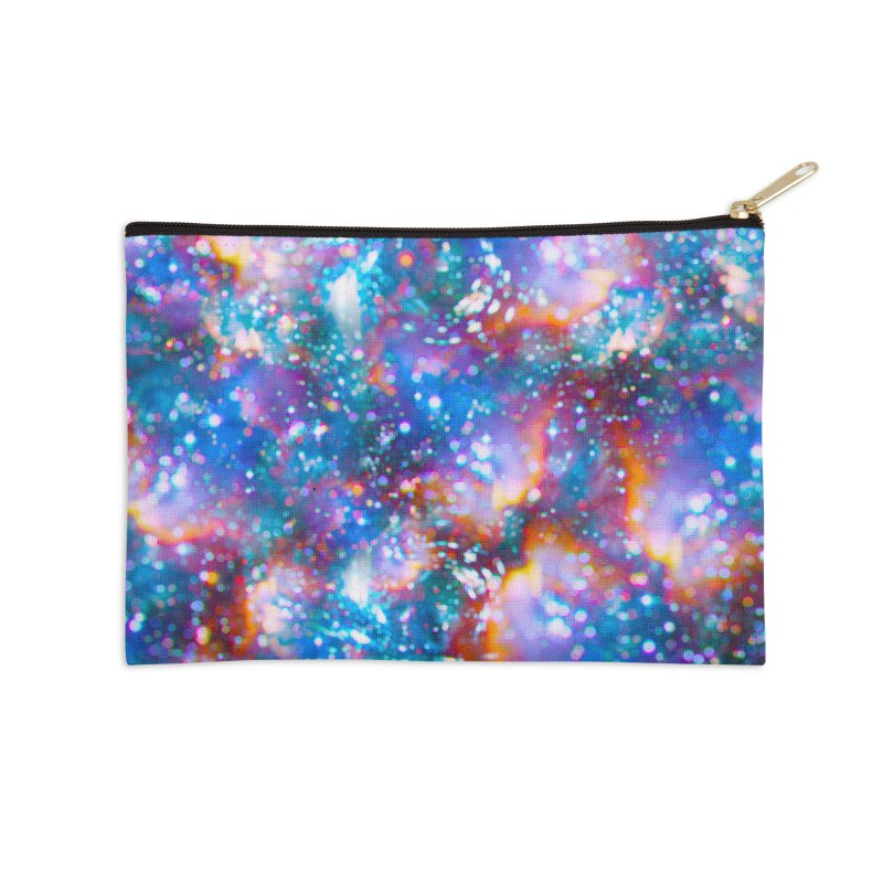 Bokeh Vision Accessories Zip Pouch by Lumi