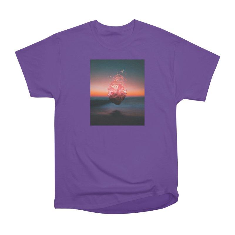 Fabian's Heart Women's Heavyweight Unisex T-Shirt by Lumi