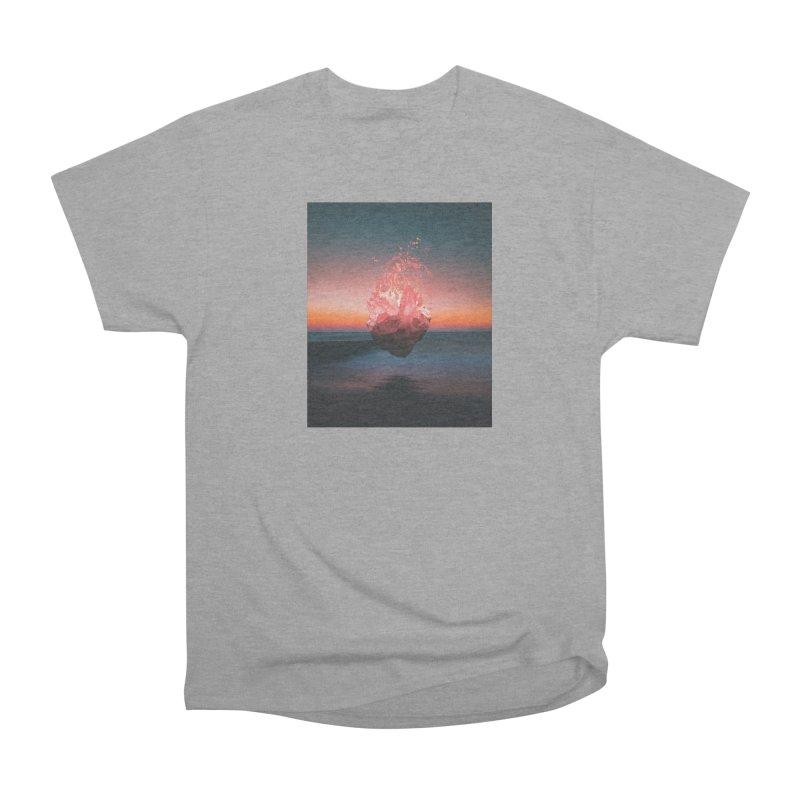 Fabian's Heart Men's Heavyweight T-Shirt by Lumi