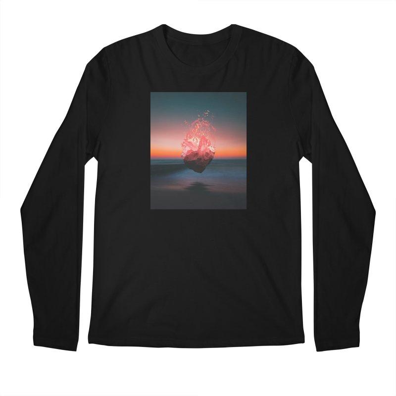 Fabian's Heart Men's Regular Longsleeve T-Shirt by Lumi