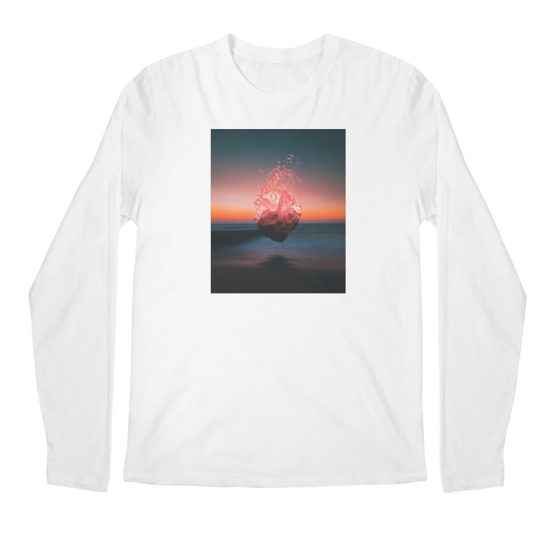 Fabian's Heart Men's Longsleeve T-Shirt by Lumi