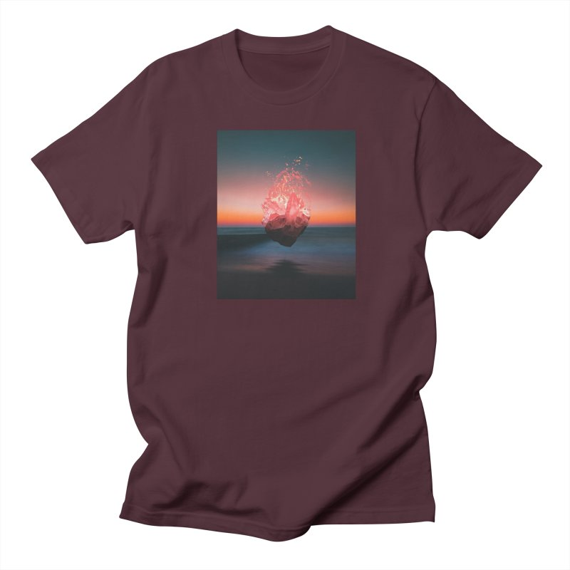 Fabian's Heart Women's Unisex T-Shirt by Lumi