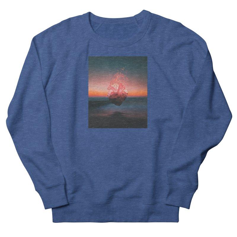 Fabian's Heart Men's French Terry Sweatshirt by Lumi