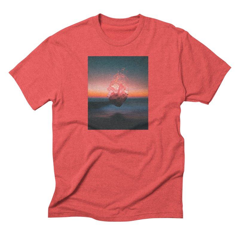 Fabian's Heart Men's Triblend T-Shirt by Lumi