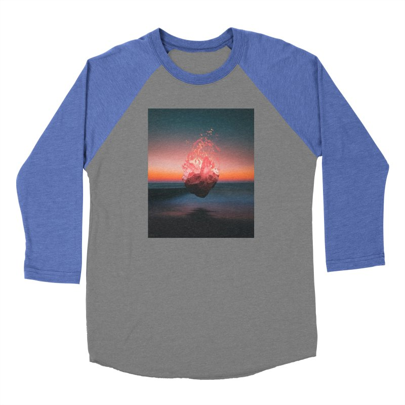 Fabian's Heart Women's Baseball Triblend T-Shirt by Lumi