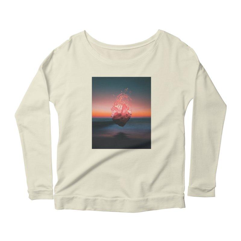 Fabian's Heart Women's Scoop Neck Longsleeve T-Shirt by Lumi